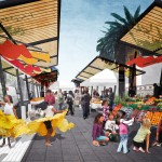 Mercado Plaza - Courtesy of Rebar