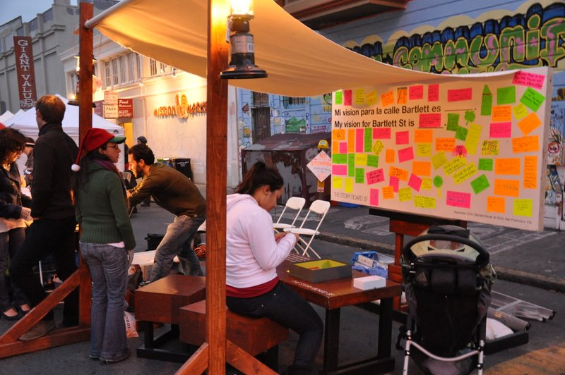 Murals Mission Community Market