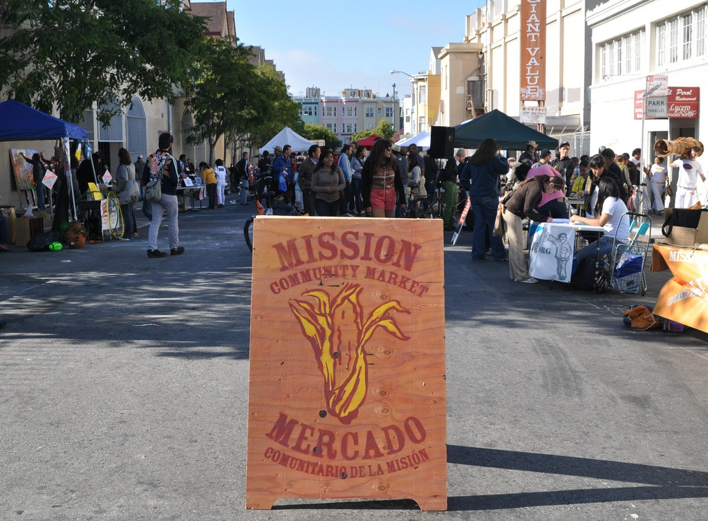 Mission Community Market